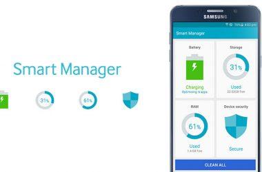 Samsung Smart Manager