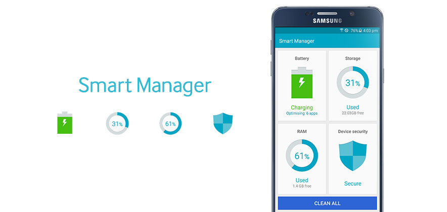 Samsung Smart Manager
