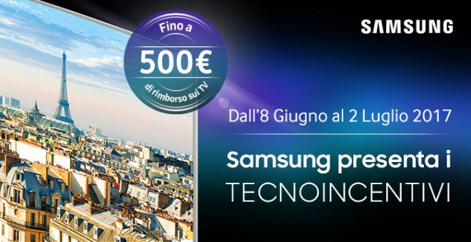 Samsung TecnoIncentivi 2017