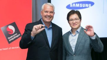 Samsung e Qualcomm