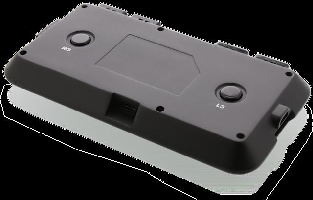 controller giochi Nyko per Samsung Gear VR 2017 retro