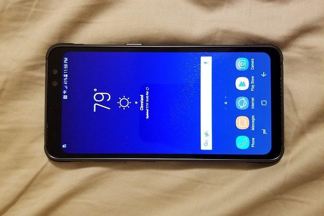 Samsung Galaxy S8 Active Rugged