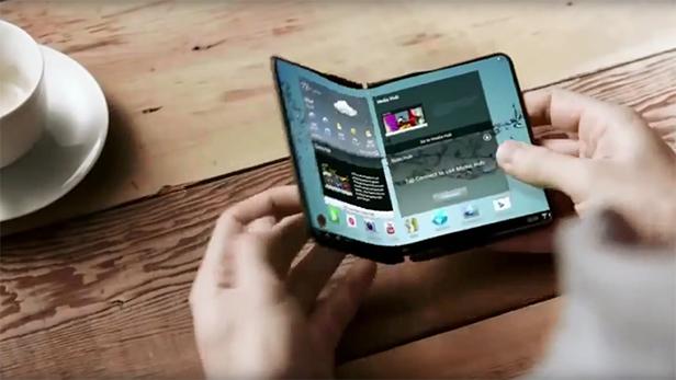Samsung Galaxy X è realtà: ecco i primi dettagli sullo smartphone pieghevole
